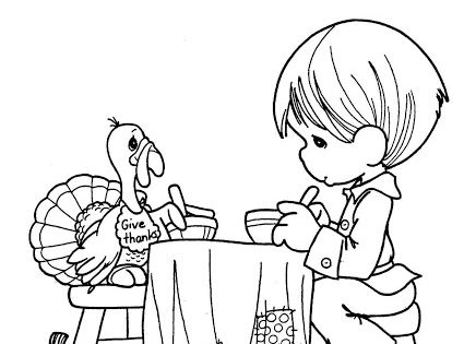 cute thanksgiving coloring pages - really cute thanksgiving coloring pages preciosos