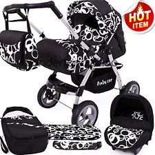 Pin By Yuna Lee On Baby With Children S Essentials And Ideas Baby Doll Strollers Stroller Baby Prams