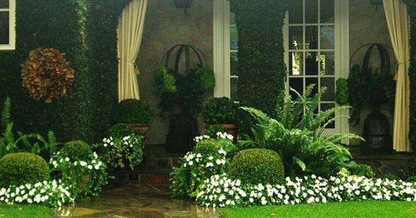 Ideas jardines para casas peque as - Ideas para jardines de casas ...