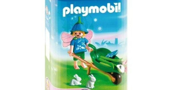 Playmobil Flower Wheelbarrow Fairy By Playmobil 11 67 3 9 X 5 9