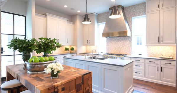 David James Custom Builders Beautiful Kitchen Features