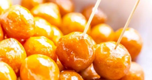 اللقيمات المقرمشة اللذيذة Recipe Ramadan Desserts Syrian Food Food