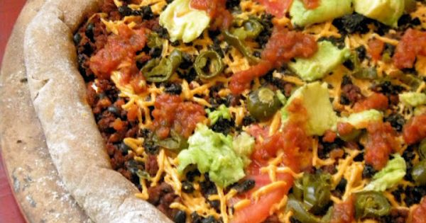 Meet The Shannons: An Informal Letter to A Vegan Stuffed Crust Mexican