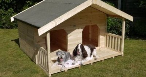 Pet Friendly Home Ideas Making Your Home More Pet Proof Double Dog House Cool Dog Houses Dog House Plans