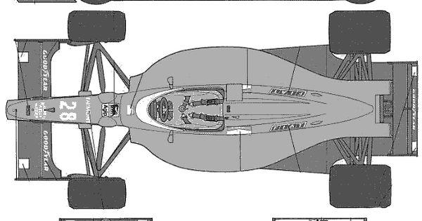 Ferrari F189 F 1 Blueprint Pinterest Ferrari And Cars