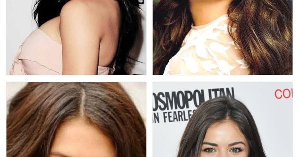 Selena Gomez and Lucy hale ; Naya Rivera and Shay Mitchell ...