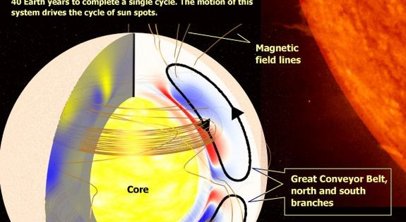 Anatomy of Sun Storms & Solar Flares (Infographic ...