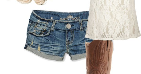 Summer country outfit.