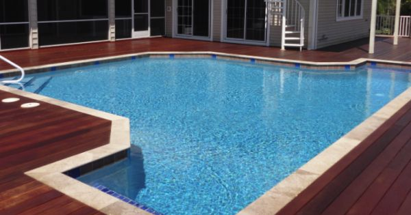 Above Ground Pool Decks Build Your Dream Backyard Above