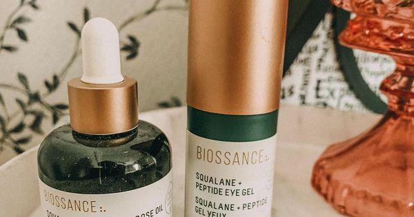 Resenha Biossance Squalane Vitamin C Rose Oil E Squalane
