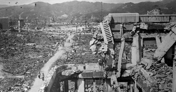 Essays on hiroshima