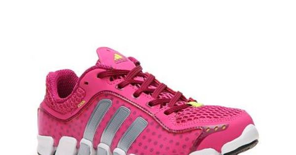 adidas ClimaCool Leap Running Shoe | Shoes, Pink adidas, Pink sneakers