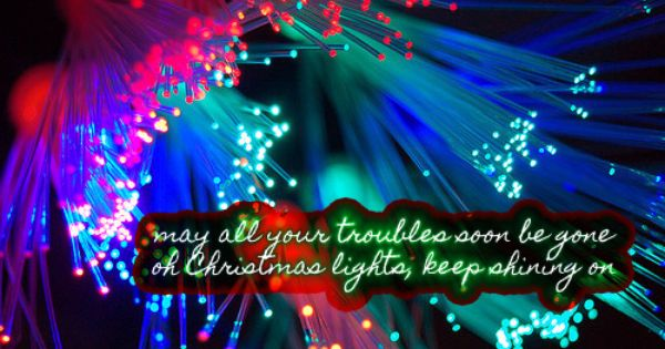 Christmas Lights Coldplay Coldplay Lyrics Coldplay Lyrics To Live By