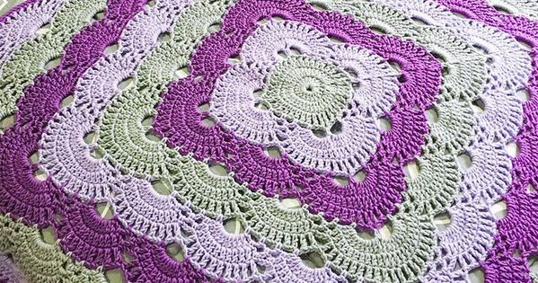 Virus Blanket pattern by Jonna Martinez Beautiful ...