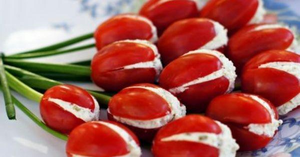 Tomato tulips!