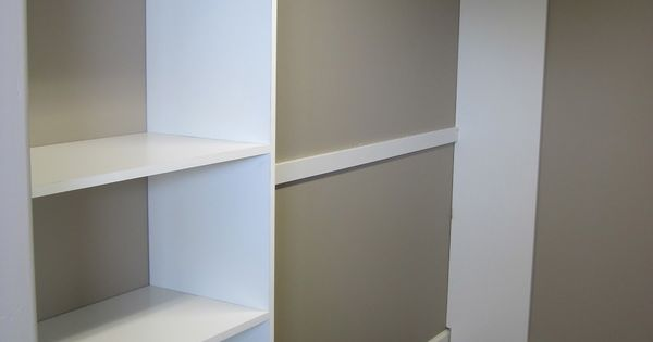 Do it Yourself Closet Building and Organization ...