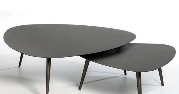table basse petite taille th oleine la redoute soldes. Black Bedroom Furniture Sets. Home Design Ideas