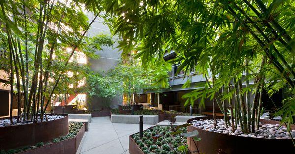Apartment Landscape Design Gorgeous Inspiration Design