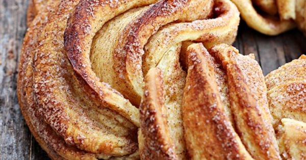 Estonian Kringel [Cinnamon Twist] YUM