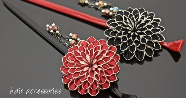 Hairpin Jewels Pinterest Japanese Hair Hair
