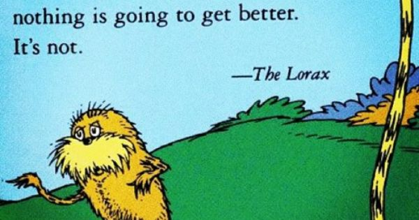 10 Life Lessons From Dr. Seuss That'll Make You A Better Person
