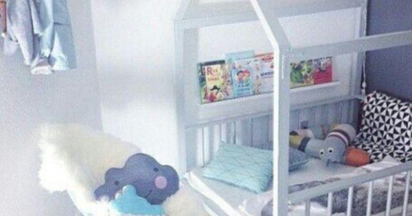 lit cabane enfant montessori room montessori and quartos. Black Bedroom Furniture Sets. Home Design Ideas