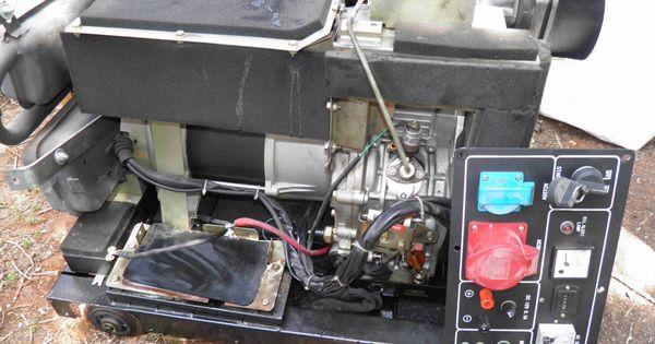 Removing The Sound Proof Canopy Of A Kama Kipor Diesel Generator Www Nomaallim Com Http Eg Diesel Generators Small Diesel Generator Natural Gas Generator