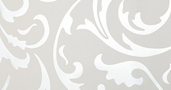 Toprate Emboss Textured Pattern Wallpaper Decal, 394 By 2