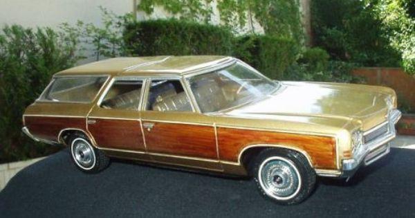 1970 Chevrolet Impala Kingswood Estate Wagon Station Wagon Kids Ride On Woody Wagon
