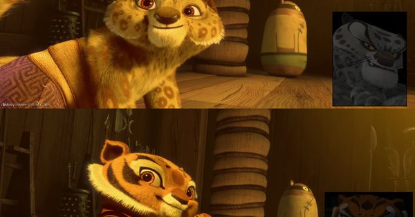 which young characters is the cutest? Tai Lung from the ...