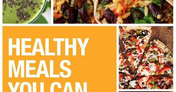 Eating healthy should be simple. Try these quick, tasty recipes for when youre on the go. Pin now, check later. clean recipe eatclean healthy recipes