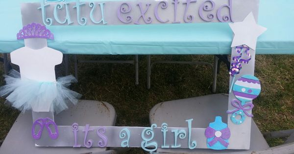 frame baby shower parties ideas pinterest showers baby showers