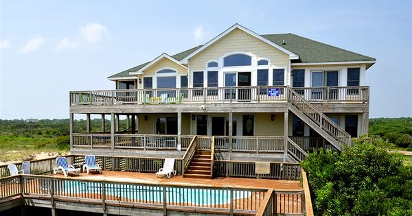 Twiddy Outer Banks Vacation Home Dune Dragon i4x4i