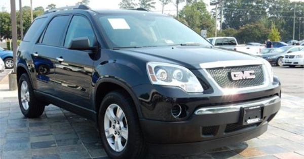 2011 Gmc Acadia Sle For Sale In Virginia Beach 2011 Gmc Acadia