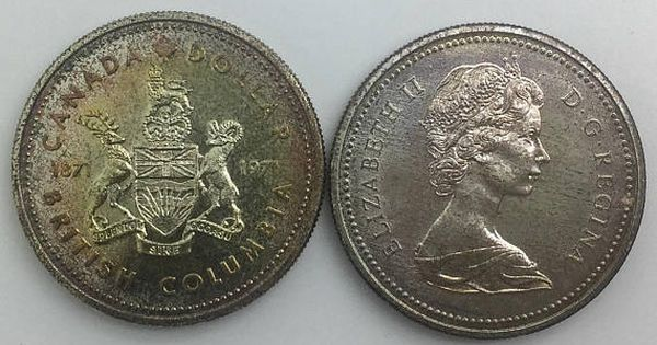Pin On Canadian Coins