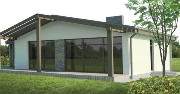 Vieno auk to namo projektas dalius nam projektai for Modular granny flat california