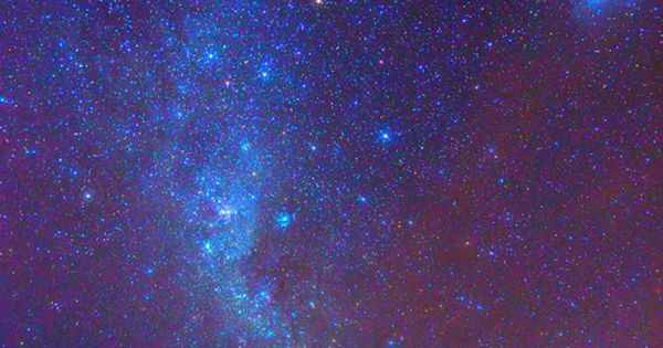 Starry Night Sky~ Meteorologist say the stars are infinite, but Gods/Goddess knows