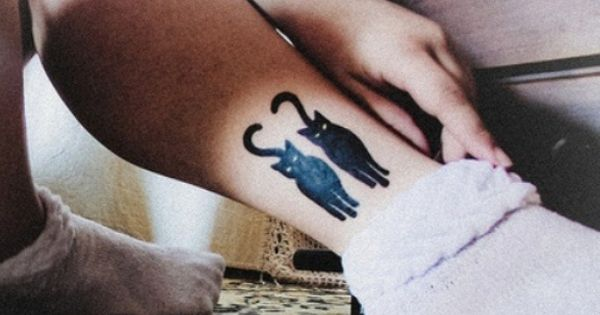 25 cat tattoo designs you could dedicate to your cat page 6 of 5 get catnip daily cat. Black Bedroom Furniture Sets. Home Design Ideas