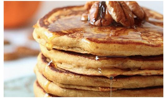 Pump up your pancakes with these healthy recipes! recipe healthyrecipes cleaneating @mooreaa419