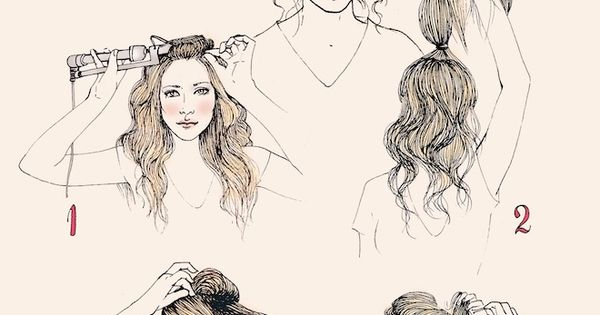 She Lets Her Hair Down: Tutorial :: Marie-Antoinette Revisitee