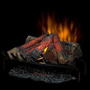 Dimplex 28 In Opti Myst Electric Fireplace Log Set Dlgm29