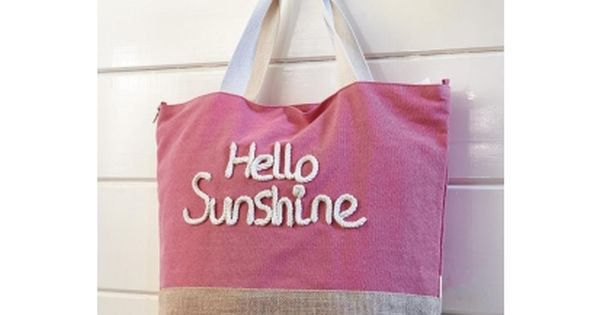 Ciao Bella Beach Bag - New Arrivals | Rivièra Maison | Bags ...