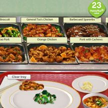 Chinese Buffet Cheat Sheet This Is A Great Tool To Use Before