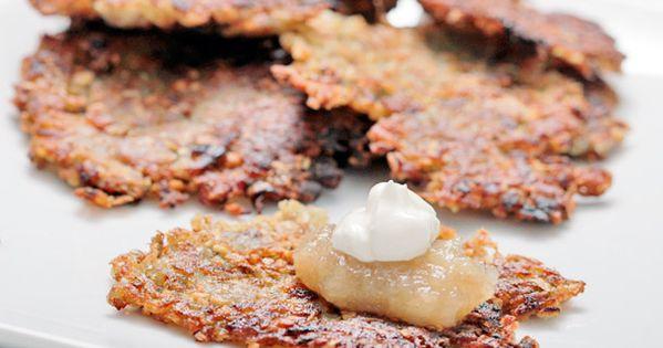 Latkes with Sichuan Peppercorns   Recipe   Woks and Recipe