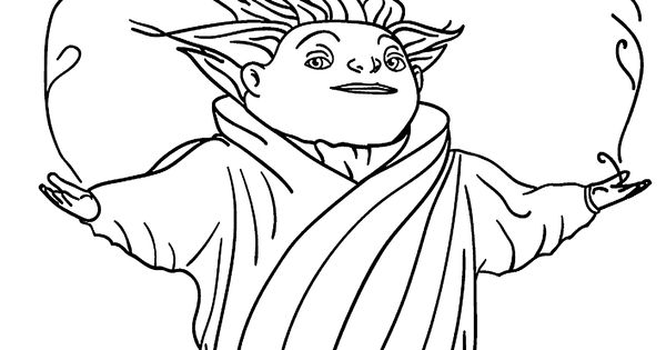 free rise of the guardians coloring pages | Sandman from Rise of the Guardians coloring pages for kids ...