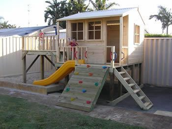 Cubby House Cubby Houses Cubbyhouse Cubbyhouses Cubbykraft Australia Backyard Playground Playhouse Outdoor Play Houses