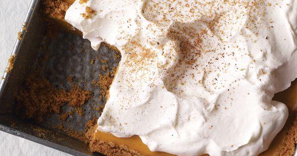 Pumpkin Icebox Pie | Recipe | Custard, Pumpkin Pies and Pies
