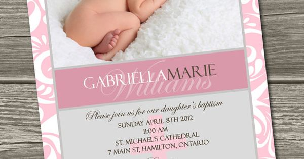 First Holy Communion Invitations is adorable invitations template