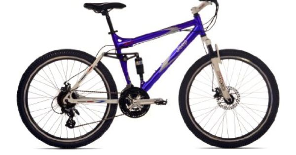Jeep Cherokee Men S Dual Suspension Mountain Bike 26 Inch Wheels