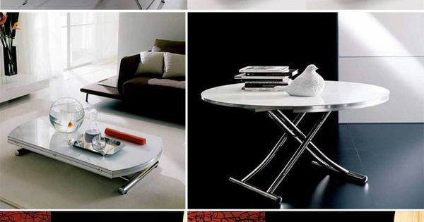 Multi Functional Furniture Transform Your Coffee Table Into A Desk Or A Dining Table Desks